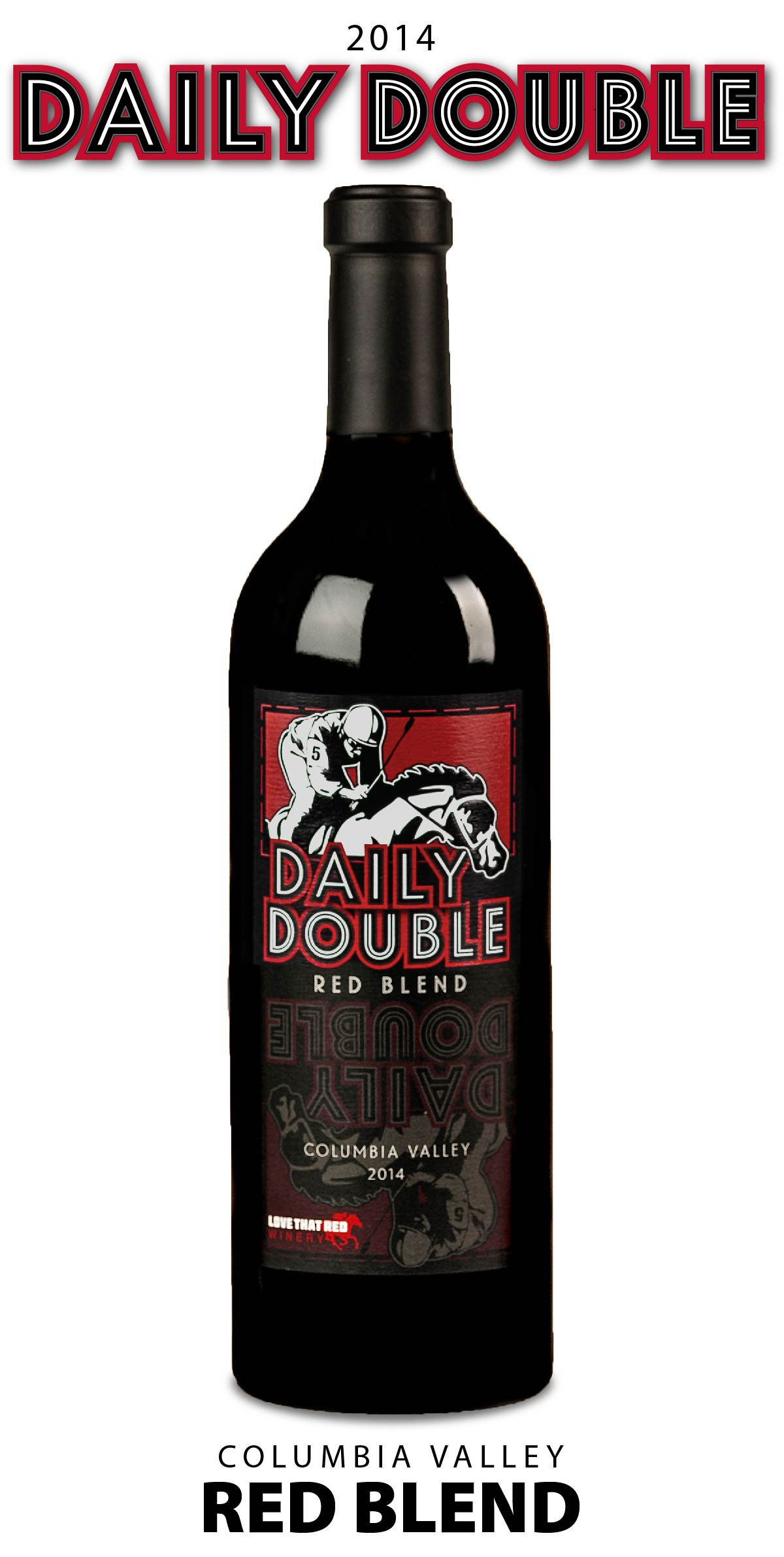 Daily Double Red Blend